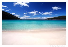 Wineglass Bay by colpewole