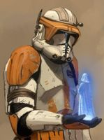 Commander Cody by FonteArt