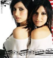 The Veronicas 2 by Lienola