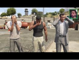 GTA 5 See no evil, Speak no evil, Hear no evil by Ask-PrincessofKeys