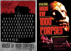 House of 1000 Corpses Compare by chadtrutt