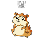 Commission: Hamham-Chibi 1 by MTC-Studio