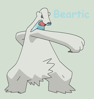 Beartic by Roky320