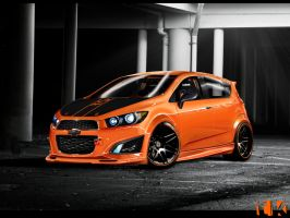 Chevrolet Aveo RS by TKtuning