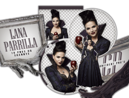 Png Pack 569 // Lana Parrilla (the evil queen) by confidentpngs