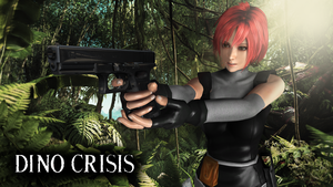 Regina - Dino Crisis by theperfectweapon91