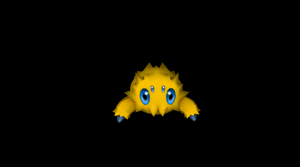 Joltik WIP by riolushinx
