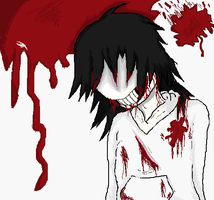 Jeff the killer. by Ask-Jeff-The-Killer8