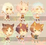 Auction : Mixed Chibi Batch 2 [CLOSED] by HyRei