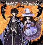 Happy Halloween by Hibikiri