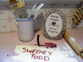 Sweeney Todd Contest Entry by UnderdogGirl