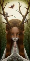 Spirit of the Trees by Nekranea
