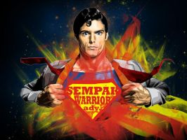 SempaxSuperman by SempaxWarrior