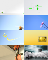 RadicalSqr Wallpapers 1440x900 by Leuchtstoff