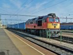 M62 w. freight in Szombathely by morpheus880223