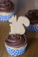 Ozapft is - Cupcakes by Cailleanne