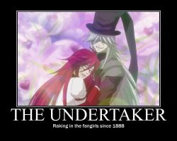 The Undertaker by HidanVI