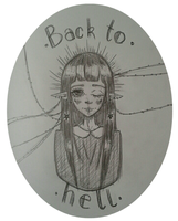 Back to hell by xXAliceMadTeaXx