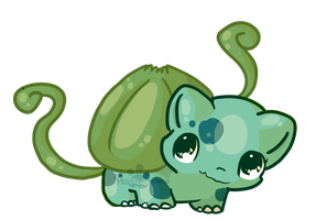 :Bulbasaur: by PrePAWSterous