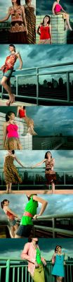 roof top - series 1 by mbahuyo