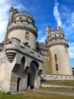 Camelot - Chateau de Pierrefonds June 2015 by MorgainePendragon