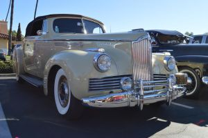 1942 Packard 160 Victoria Convertible X by Brooklyn47