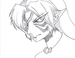 Oni Link.. by MichirurEmO