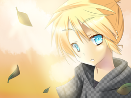 Len Kagamine 2 by inabachan5502