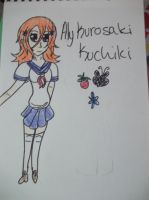Middle School Aly Colored by AlyHisanaKurosaki16