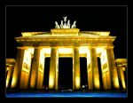 brandenburger tor by Aviectus