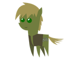 Murky Number Seven Pointy Ponies by aborrozakale