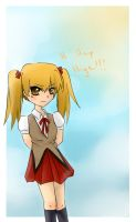 Sawachika - School Rumble by aznsensation123