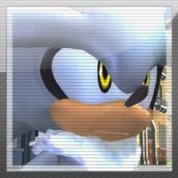 Sonic 06: Silver Skype avatar by MikeDarko