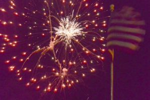 Labor Day Fireworks, Boom 10 by Miss-Tbones
