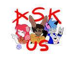 Ask us!! by Numbsoul