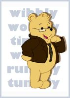 Dr Pooh by Poeso