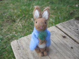 Peter Rabbit by Elfs-Toyshop