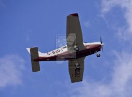 Piper PA-28-161 Warrior III, G-BXOJ. No2 by DundeePhotographics