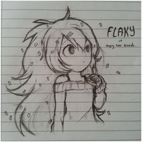 Flaky of happy tree friends by MinyMints