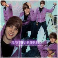 Justin Bieber by loveelydesigns
