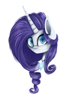 Rarity by SunrisePLD