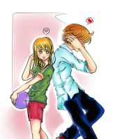innocent love in color by mila851