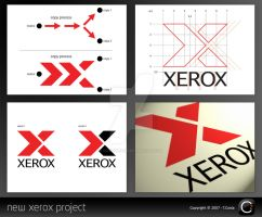 New Xerox by CostaDesign