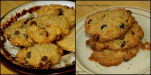 Primal Chocolate Cherry Cookies by wylf
