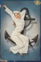 Pinups - Anchor's Away! by warbirdphotographer