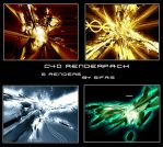 C4d renderpack by Sifris