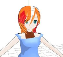 MMD hair FAILURE by kisekinokami