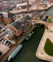 Granary Wharf Toytown Style by markthetog