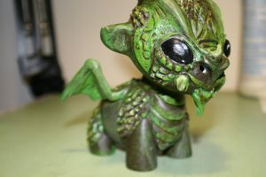 Poof, the not so magic dragon4 by MattAcustoms
