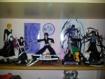 Bleach Action Figure Zone #2 by AngyValentine
